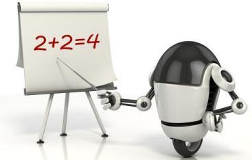 robot teacher SS